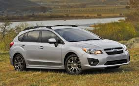 small subaru hatchback 10 best values in all wheel drive vehicles