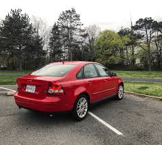 2005 volvo s40 t5 turbo 6 speed manual 2975