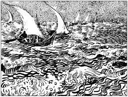 van gogh marine aux saintes marie de la mer 1888 master pieces