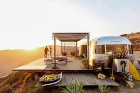 this off grid airstream home is a malibu dream curbed