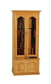 Free Woodworking Plans Gun Cabinets by Desk Project