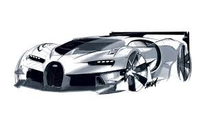 bugatti concept gangloff bugatti concept drawings ideas about car sketch on design