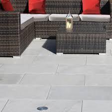 natural sawn sandstone u0027premiastone u0027 platinum paving slabs