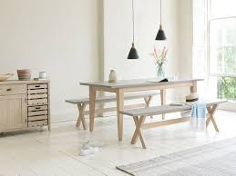 conker concrete top kitchen table loaf conker kitchen table