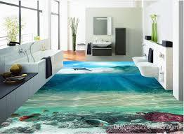3d ocean floor designs home improvement hd 3d ocean world floor design photo wall mural