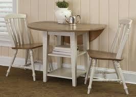 round drop leaf table set 3 piece drop leaf table set rustic coma frique studio 1fac82d1776b