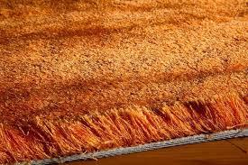 Orange Shag Rugs Modern Shag Rugs Woodwaves