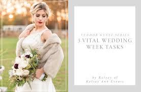 wedding photographers ta 3 vital wedding week tasks virginia wedding photographer