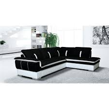 canape design blanc banquette d angle modulable design canapac dangle marion tissu