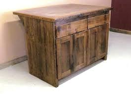 Kitchen Islands Furniture Barn Wood Kitchen Islands Barn Wood Furniture Rustic Barnwood