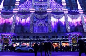 saks fifth avenue lights watch live saks fifth avenue s 2017 holiday windows once upon a