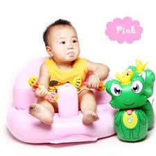 siege bebe gonflable bébé gonflable alimentation chaise siège booster bébé confortable
