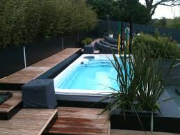 Backyard Fx Swimming Pool Spa 14 Fx Aquatrainer By Hydropool