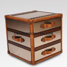 furniture trunk end table chest coffee table trunk wooden