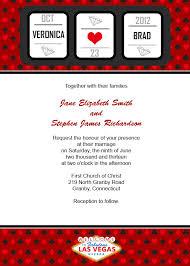 wedding invitations las vegas vegas wedding invitation ideas same font as fabulous in