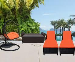 poolside furniture ideas pc outdoor patio furniture black orange hanging rattan poolside
