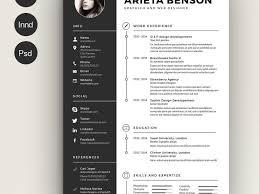 Do U0027s And Don U0027ts From The 23 Most Creative Resume Designs We U0027ve by Creative Resume Eliolera Com