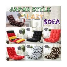 r japan foldable sofa chair lazy sofa large 11street malaysia