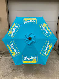 Corona Patio Umbrella by Amazon Com Leinenkugel U0027s Summer Shandy Beer 7 U0027 Ft Patio Umbrella