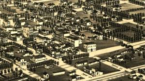 Map Of Greeley Colorado by Greeley Colorado 1882 Panoramic Bird U0027s Eye View Map 6483 Youtube