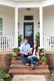 chip and joanna gaines magnolia house b u0026b tour fixer upper