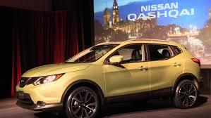 nissan qashqai canada price nissan brings two detroit hits to toronto wheels ca