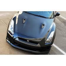 nissan gtr oem parts nissan gtr r35 2009 2016 oem carbon fiber hood air vents vz100391