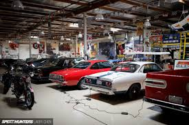 the ultimate hobby shop jay leno u0027s garage speedhunters