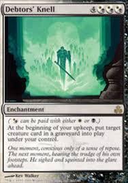 amazon magic the gathering black friday debtors knell x1 magic the gathering 1x guildpact mtg card rare