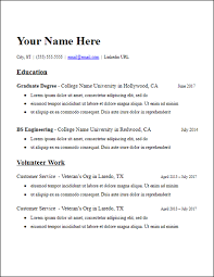 grad school resume template no experience education grad school resume template hirepowers net