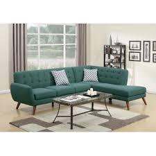 Teal Sectional Sofa Blue Sectional Sofas You U0027ll Love Wayfair