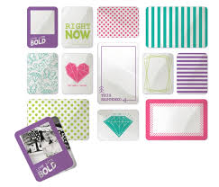 we r memory keepers albums clearly bold albums made easy card set by we r memory keepers