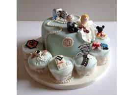 Pearl Wedding Anniversary Cake Cambridge Koala Cakes