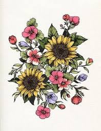 vintage floral ornament tattoo art ink ideas pinterest