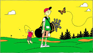 Golf Caddy Resume Secret Life Of A Country Club Caddy Narratively