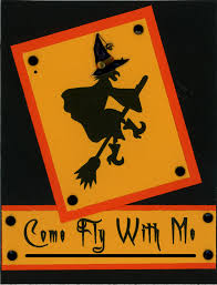 lots of free printable halloween cards and halloween postcards for