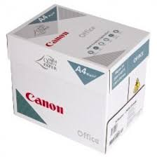 paper ream box canon copy paper office white a4 80 gsm box of 5 reams