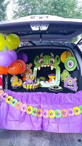 Halloween Trunk Or Treat Ideas by 16 Best Trunk Or Treat Ideas Images On Pinterest Trunk Or Treat