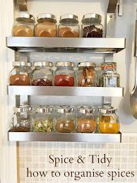 kitchen cabinet spice storage ideas exitallergy com