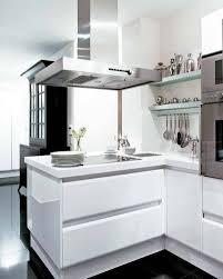 small modern white kitchen best 25 modern white kitchens ideas