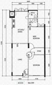 floor plans for bedok reservoir road hdb details srx property