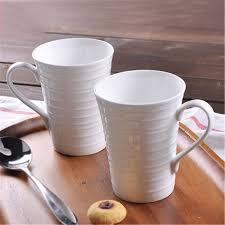 creative mugs online shop white bone china creative coffee mug cup gift copo art