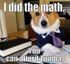 Funny Zumba Memes - zumba the most inspiring routine you will do self avenue