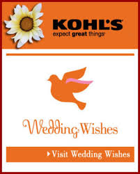 wedding wishes gift registry kohl s gift registry wedding wedding gifts wedding ideas and