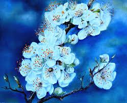 Peinture Cerisier Japonais by Galerie Cerisier Japon Artwindow