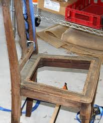chair repair design