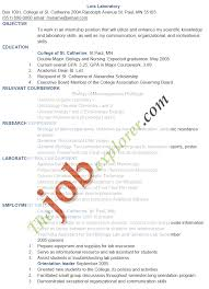 Sample Resume For Sterile Processing Technician by Lab Technician Resume Sales Consultant Resume Sample Chef Resume