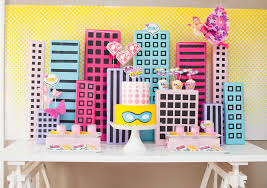 Photo Backdrops For Parties Barbie In Princess Power Building Backdrop Video Tutorial Anders