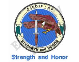 strength and honor etsy