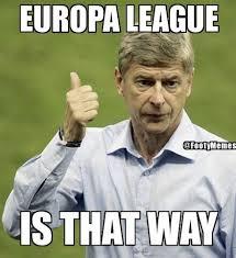 Arsenal Tottenham Meme - it s that way arsenal the greatest team the world has ever